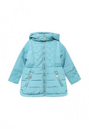 Куртка утепленная Acoola. Цвет: бирюзовый
