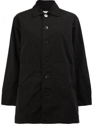 Gamekeeper jacket Toogood. Цвет: чёрный