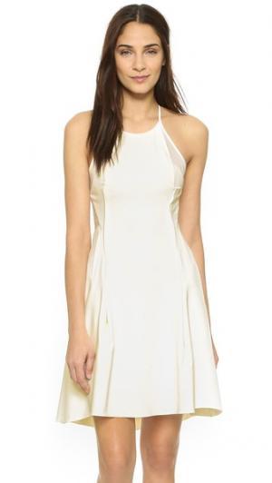 Платье Andrew O'2nd. Цвет: белый