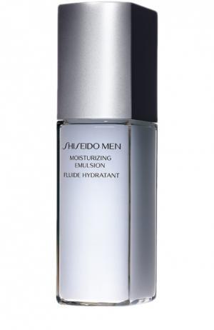 Увляжняющая эмульсия Shiseido. Цвет: бесцветный