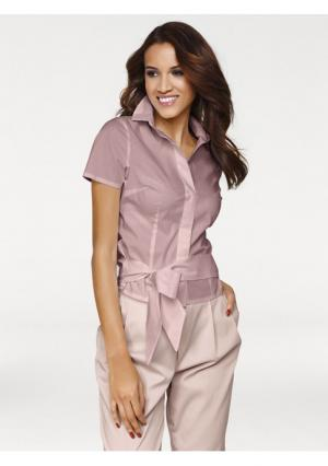 Блузка PATRIZIA DINI. Цвет: розовый