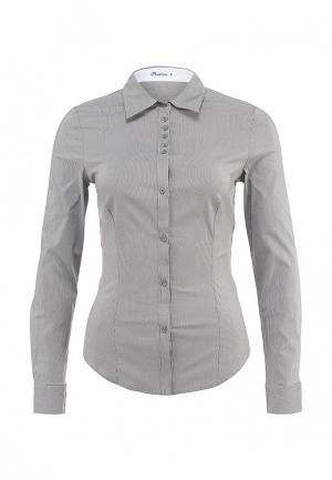 Блуза Pinkline. Цвет: серый