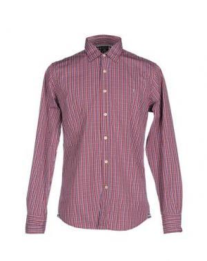 Pубашка JAGGY. Цвет: розовый