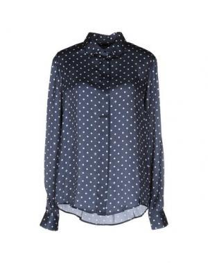 Pубашка NINEMINUTES. Цвет: стальной серый
