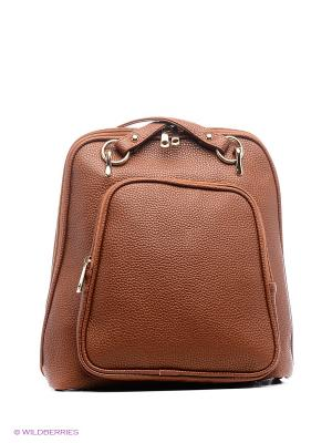 Рюкзак Malvinas. Цвет: светло-коричневый