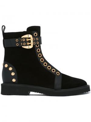 Ботинки Jake Giuseppe Zanotti Design. Цвет: чёрный