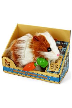 Свинка Шуша, магнитный датчик Fluffy Family. Цвет: мультицвет
