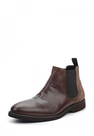 Ботинки Umber. Цвет: коричневый