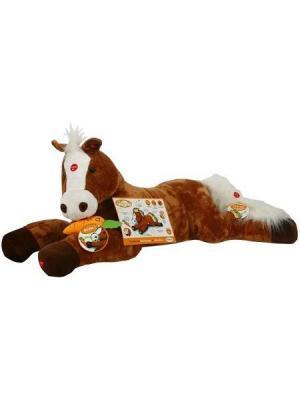 Лошадь TEEBOO Игогоша интерактивная, 100 см TEEBOO.. Цвет: коричневый