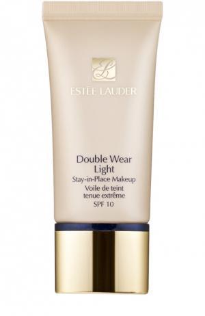 Устойчивая крем-пудра Double Wear Light SPF 10 Intensity 1.0 Estée Lauder. Цвет: бесцветный