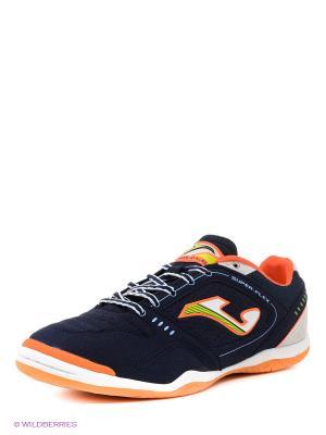 Футзальная Обувь  Super Flex Joma. Цвет: темно-синий