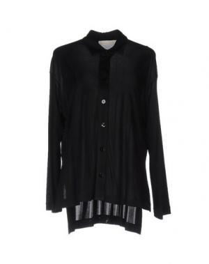 Pубашка TROU AUX BICHES. Цвет: черный