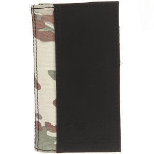 Чехол для Iphone 5S  Tucker Phone Wallet Terrain Dakine. Цвет: черный,бежевый,зеленый,коричневый