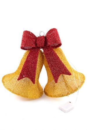 Фигура Колокольчики Christmas. Цвет: мультицвет