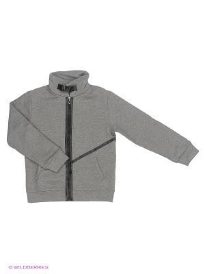 Куртка Милашка Сьюзи. Цвет: серый