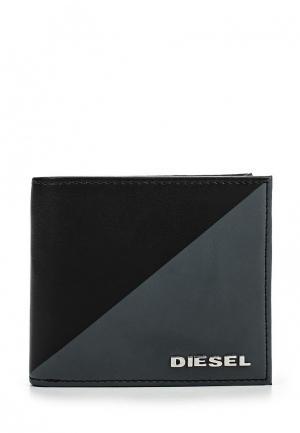 Кошелек Diesel. Цвет: серый