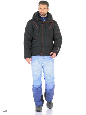 Куртка Stayer. Цвет: черный, антрацитовый, красный
