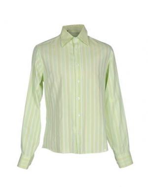 Pубашка HAVANA & CO.. Цвет: светло-зеленый
