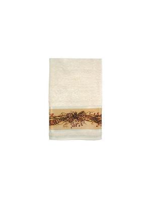 Четыре банных полотенца 127х69 см Blonder Home. Цвет: светло-желтый