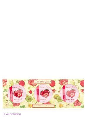 Подарочный набор Fruit №5 Country Fresh. Цвет: розовый