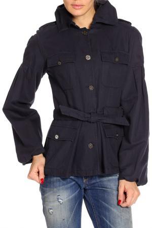 Куртка джинс COAST WEBER & AHAUS. Цвет: темно-синий
