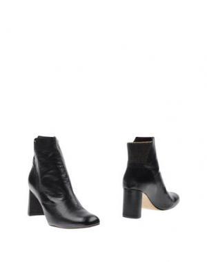 Полусапоги и высокие ботинки AVRIL GAU. Цвет: черный