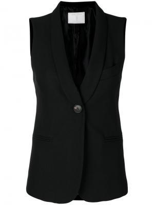 Gilet jacket Société Anonyme. Цвет: чёрный