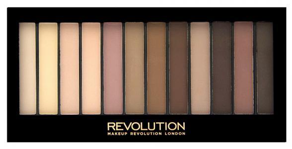 Для глаз Makeup Revolution Essential Mattes 2. Цвет: essential mattes 2
