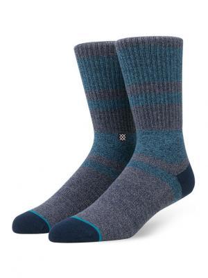 Носки EL CAP (FW17) Stance. Цвет: серо-голубой,серый