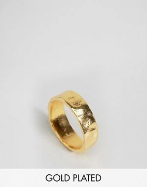 Ottoman Hands Кольцо. Цвет: золотой