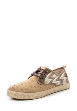 Ботинки Costa. Цвет: бежевый