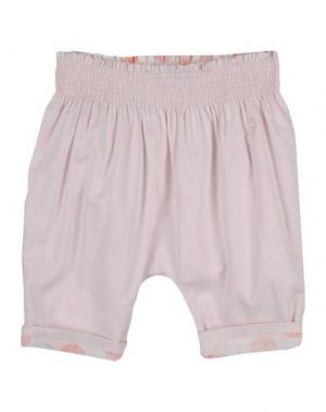 Повседневные брюки BABY DIOR. Цвет: светло-розовый
