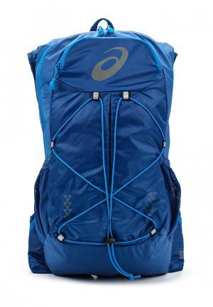 Рюкзак ASICS. Цвет: синий