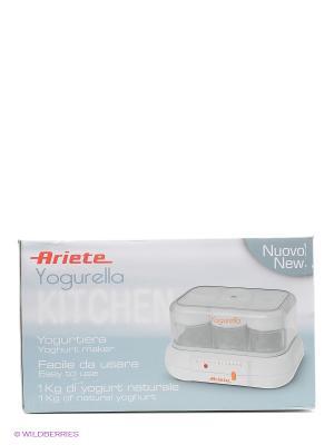 Йогуртница Ariete 85/1 YOGURELLA.  6 банок. Цвет: белый
