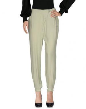 Повседневные брюки SHOP ★ ART. Цвет: светло-зеленый