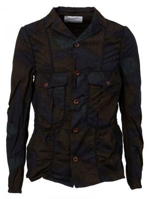 Куртка-карго Kolor. Цвет: коричневый