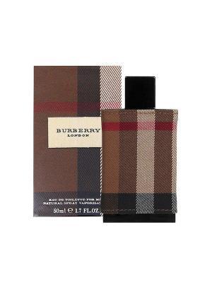 London man edt 50 ml BURBERRY. Цвет: коричневый