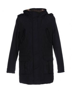 Куртка EXIBIT. Цвет: темно-синий