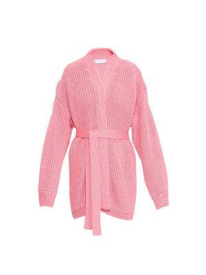 Кардиган Gelato Wooly's. Цвет: розовый