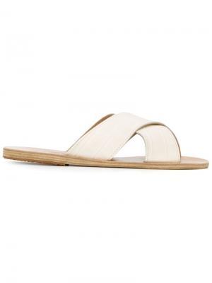 Сандалии Thais Ancient Greek Sandals. Цвет: белый