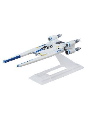 Коллекционный корабль Звездных Войн - Звездный Разрушитель Hasbro. Цвет: белый, черный, прозрачный, красный