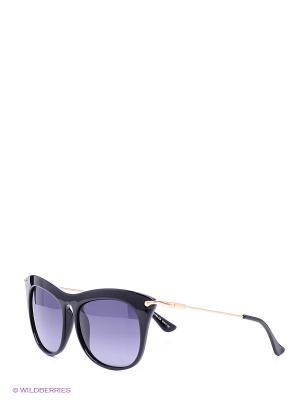 Поляризационные очки Vittorio Richi. Цвет: черный, золотистый