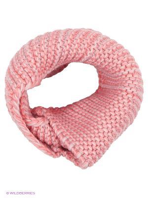 Манишка Marhatter. Цвет: бледно-розовый, красный, бежевый