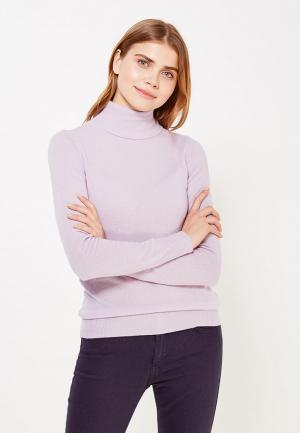 Водолазка United Colors of Benetton. Цвет: фиолетовый
