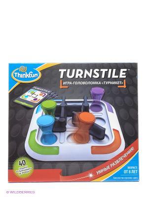 Игра Турникет Think Fun. Цвет: белый