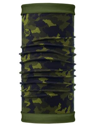 Бандана REVERSIBLE POLAR HUNTER MILITARY Buff. Цвет: хаки
