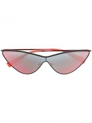 Солнцезащитные очки  Fugitive Le Specs. Цвет: чёрный