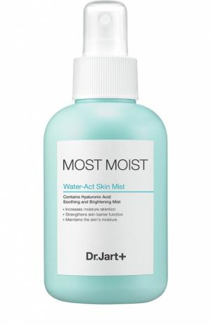 Увлажняющий спрей для лица Most Moist Dr.Jart+. Цвет: бесцветный