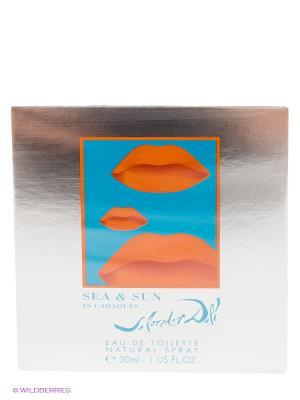 Salvador Dali Sea&sun In Cadaques Ж Товар Туалетная вода 30 мл. Цвет: прозрачный