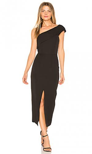 Платье миди that jazz Yumi Kim. Цвет: черный